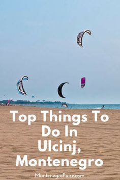 Discover the top 13 most popular and best off-the-beaten-track things to do in Ulcinj