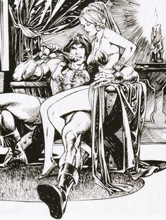 boomerstarkiller67:  Conan - John Buscema