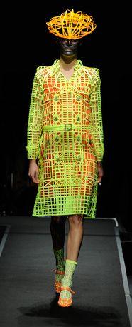 Anrealage Spring 2013 Ready-to-Wear Collection - Vogue Tokyo Fashion, New York Fashion, Runway Fashion, Spring Fashion, Fashion Show, Fashion Outfits, Fashion Design, Fashion Trends, Fashion Inspiration