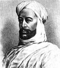 Mahdi Revolt.  In the 1870s, a Muslim cleric named Muhammad Ahmad, the self-proclaimed Mahdi preached renewal of the faith and liberation of the land, and began attracting followers. Soon in open revolt against the Egyptians, Muhammad Ahmad proclaimed himself the Mahdi, the promised redeemer of the Islamic world. The then-governor of the Sudan, Raouf Pasha, sent two companies of infantry with one machine gun to arrest him.