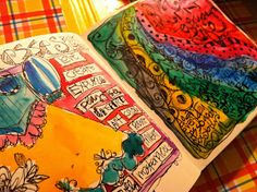 Must see this lovely journal. Whimspirations: a whole journal...