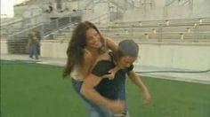 Minka Kelly and Taylor Kitsch