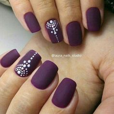 Matte and Dots
