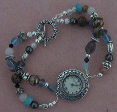 Watch bracelet.