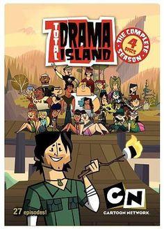 Total Drama Island: Comp First Ssn