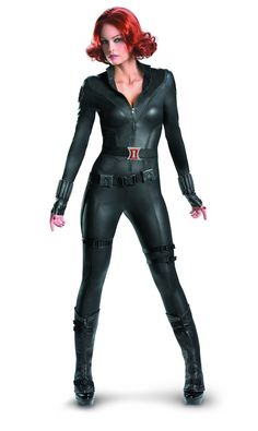 e90d8f63ee Amazon.com  Disguise Women s Marvel Avengers Black Widow Costume