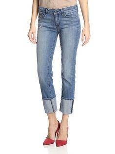 65% OFF Rich & Skinny Women's Vonn Cuff Jean (Stone Blue)