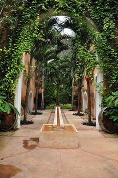 Irrigation Restoration at Hacienda Petac by Sanctuare: Private Hideaways, via Flickr