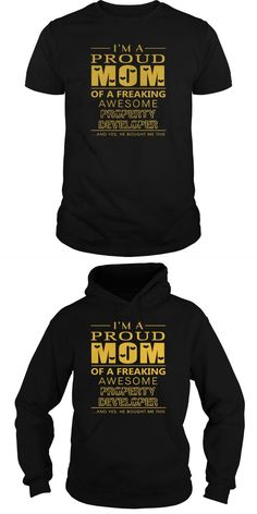 This T-shirt Is Suitable To Wear On MothersDay To Give Your Mom A Big Surprise. Youve Found The Best Gift For Your Family,yourself With Unique And Amazing Artwork. Property Developer Mom!  Guys Tee Hoodie Sweat Shirt Ladies Tee Youth Tee Guys V-Neck Ladies V-Neck Unisex Tank Top Unisex Longsleeve Tee Property Manager T Shirts Property Of My Wife T Shirt Property Of Andy T Shirt Lost Property T Shirt