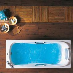 Μπανιέρα Ευθύγραμμη ΘΑΣΟΣ - Flobali #bath #bathtub #bathtubs #bathtubdesign #bathdesign #bathdecor #bathdesigns #bathdesigner #bathdesignideas #design #designs #designbathroom