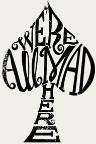 mad+hatter+svg | we're all mad here
