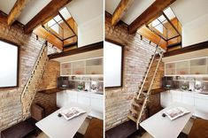 Bcompact Hybrid stairs