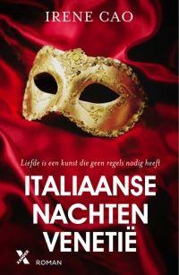 Boek italiaanse nachten Venetie van schrijver Irene Cao