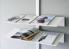 A fresh, customisable take on home offices - peka Home Office, Closet Office, Hidden Shelf, Shelf System, Clothes Rail, Shelf Supports, Dressing Area, Wood Design, Storage Boxes