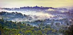 make it true by nooreva, via Flickr (Borobudur temple, Central Java)
