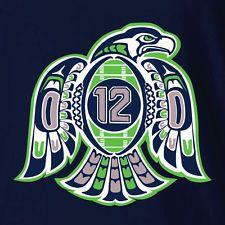 Seattle Seahawks Tribal Man T-shirt *Soft Tee, High-Quality Screen Print! Seahawks Football, Seattle Seahawks Logo, Seahawks Fans, Nfl Football Teams, Seattle Mariners, Football Season, Seahawks Memes, Football Art, Fantasy Football