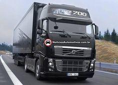 imagens de caminhões e carretas luxo | Caminhão: sonho de criança e realidade de maluco