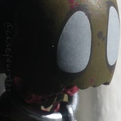"""""""The last Walker close up in my collection ... One of Michonne's pets... He's speechless in front of the camera! #twd #thewalkingdead #funko #funkolife…"""""""