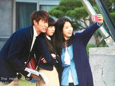 Find images and videos about lee min ho, park shin hye and the heirs on We Heart It - the app to get lost in what you love. Heirs Korean Drama, Korean Drama Quotes, The Heirs, Korean Dramas, Lee Min Ho Dramas, Bride Of The Water God, Netflix, Best Kdrama, Kang Min Hyuk