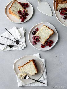 Spelt Angel Food Cake - 84th&3rd
