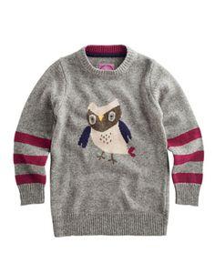 JNR FEATHERTON Girls Knitted Tunic