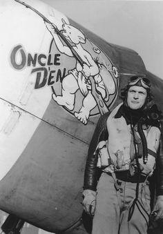 Don Allen's iconic 'Uncle Den' figure