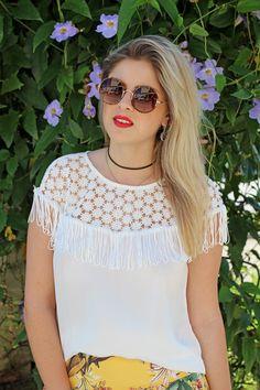 fato_basico_look_saia_blusa_renda_detalhes_floral_fashion_mood_do_dia_estilo_estampa_dicas_como_usar_cade_meu_blush_blog_de_moda 6
