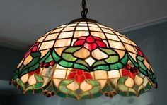From the very traditional to the ultra-modern and all possibilities in between, making lamps is one of my favourite things. I use many different types of glass as well as other materials such as thin. Tiffany Art, Tiffany Lamps, Glass Lamps, Light Fittings, Stained Glass Windows, Art Nouveau, Ceiling Lights, Modern, Home Decor
