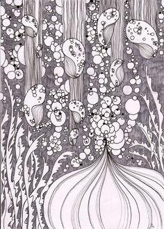 bubble bubble     by Piia Myller www.piiamyller.fi