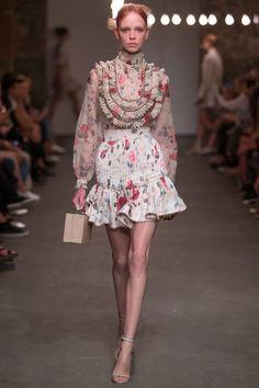 Zimmermann: Best Looks at New York Fashion Week Spring 2016 New York Fashion, Fashion Week, Spring Fashion, High Fashion, Fashion Show, Fashion Looks, Fashion Tips, Fashion Design, Fashion Trends