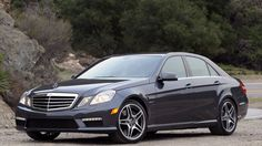 2010 Mercedes-Benz E63 AMG - Click above for high-res image gallery