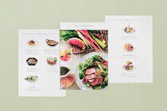 Maxpart / CATERING PLAN   大阪・西区・デザイン事務所   アンバー  Graphic design & Communication
