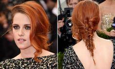 Top 5: os penteados mais bonitos do MET 2014 - Penteado - Cabelos - MdeMulher - Editora Abril
