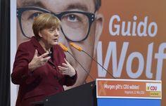 Angela Merkel veut lutter contre la montée du FN en France