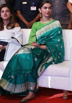 Deepika Padukone New HD Wallpapers & High-definition images Indian Beauty Saree, Indian Sarees, Pakistani, Indian Dresses, Indian Outfits, Deepika Padukone Saree, Moda Indiana, Deeps, Indian Attire