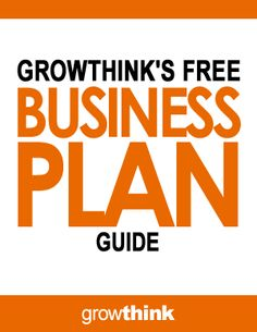 Free Business Plan Guide | Growthink