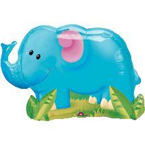 Animal Balloons|Mylar Animal Balloons|Jungle-Safari Balloons|Theme Balloons|BalloonsFast.com