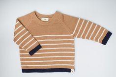 Baby Alpaca Wool Striped Pullover Sweater #babyfashion #kidsfashion #children #fashion #kids #girl #boy #pullover #sweater #style #accessories #parenting #wool #fall #winter #2015