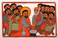 pinturas coptas - Buscar con Google