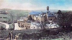 BODMIN GAOL | Bodmin, Cornwall     ✫ღ⊰n Old Photos, Vintage Photos, Historical Images, Photo Postcards, Life Images, Cornwall, Mystic, Britain, Past