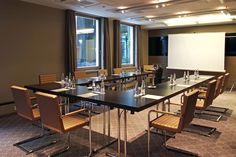 Continental Hotel Meeting, Hotel Budapest, Budapest Hungary, Conference Room, Table, Zara, Rooms, Spaces, Furniture