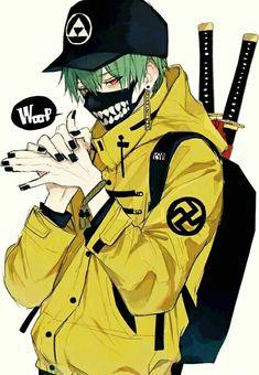 when you're a furry but hardcore Manga Anime, Art Anime, Manga Boy, Anime Boys, Character Concept, Character Art, Arte Sketchbook, Anime Lindo, Bishounen