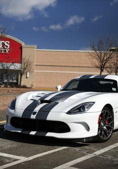 Car Fascination. My Dream Car, Dream Cars, Automobile, Dodge Viper, Weird Cars, S Car, American Muscle Cars, Dodge Charger, Hot Cars