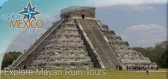 Cancun Mexico, Mayan Ruins