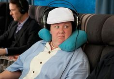 Funny as the Hangover and way cleaner, I love the movie Bridesmaids and especially the character Megan!