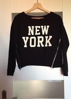 Krótka bluza H&M