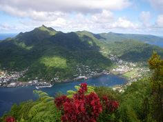 American Samoa National Park The world it a natural wonder. I just bought some discount luggage http://airplane-discount.com/category/travel-store/