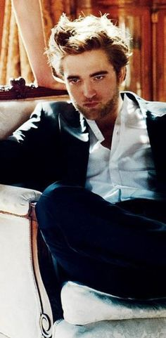 Details magazine shoot - screams Fifty to me!!!!  Rob will always be MY Fifty.