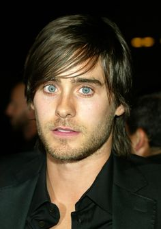Jared Leto (Musician; 30 Seconds To Mars, Actor) - Those eyes...
