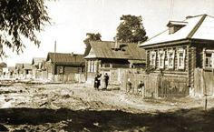 Деревня Будайка, где родился В.И. Чапаев, 1960 г. - Чебоксары-Budayka village, the birthplace of VI Chapaev, 1960 - Cheboksary